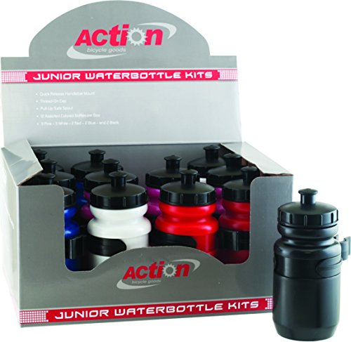 (ACTION JUNIOR CLAMP ON - 12 PER BOX WATER)