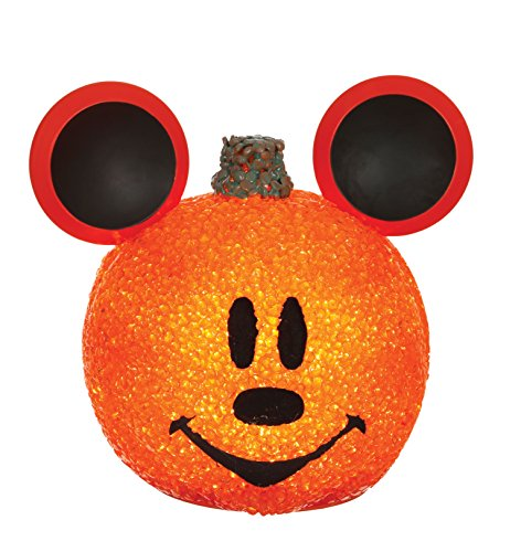 Disney Mickey Mouse Sparkling Pumpkin -