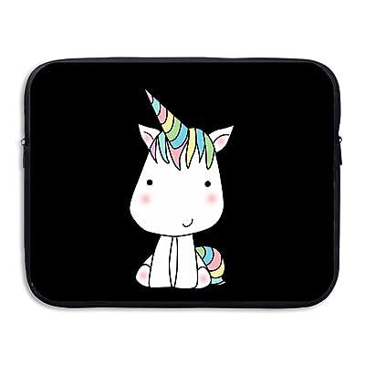 Little Unicorn Briefcase Handbag Case Cover For 13-15 Inch Laptop, Notebook, MacBook Air/Pro