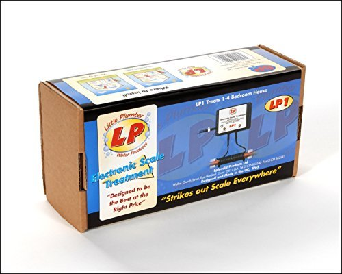 Little Plumber LP1 (mains operated Electronic Water Softener)