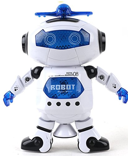 Babrit-Kids-Electronic-Robot-Dancing-Robot-Smart-Space-Robot-Astronaut-Music-Light-Toy