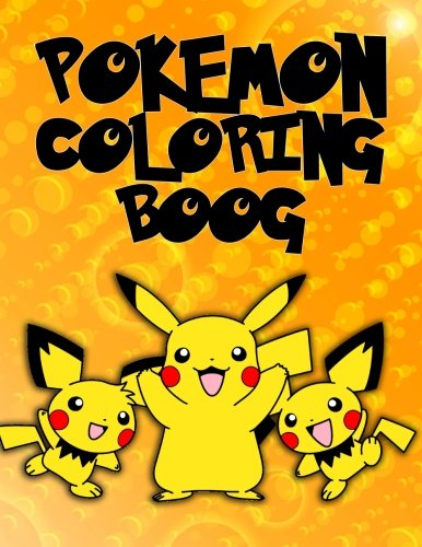 Pokemon Coloring Book: Fun Coloring Pages  with 150 Pokemon Characters(Generation 1). (Volume 1) Photo - Pokemon Gaming