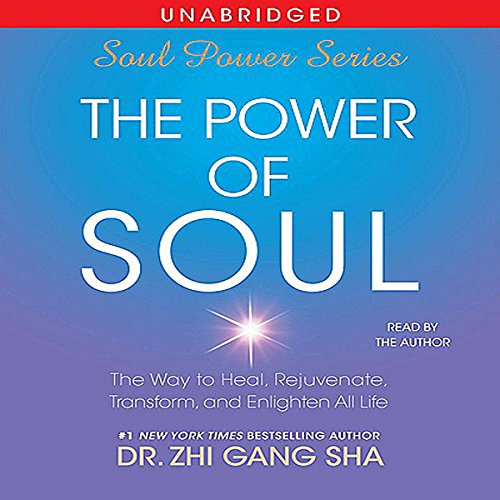 The Power of Soul: The Way to Heal, Rejuvenate, Transform and Enlighten All Life Audiobook [Free Download by Trial] thumbnail