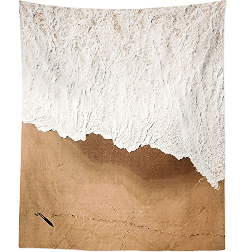 Westlake Art - Wall Hanging Tapestry - Aerial Wave - Photogr