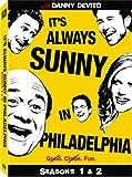 It's Always Sunny in Philadelphia: Seasons 1&2 [DVD] [2006] [Region 1] [US Import] [NTSC]