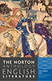 img - for The Norton Anthology of English Literature (Ninth Edition) (Vol. A) book / textbook / text book