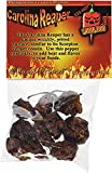 Dried Carolina Reaper Pepper Whole Pods, 1/4 oz.