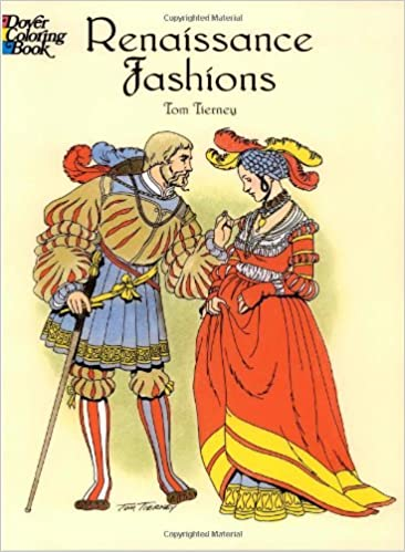 Fashion Coloring Book PDF A Good Looking Choice Of Forty Five Finely Designated Ready To Colour Illustrations Depicts Garments Types From Each Social