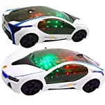 Yamalans 3D LED Flashing Light Car Model Music Sound Electric Toy Kids Children Gift from Yamalans
