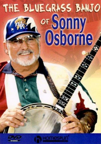 Bluegrass Banjo Sonny Osbourn [DVD] [2005] [Region 1] [NTSC] (Bluegrass Banjo 1 Dvd)