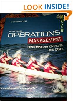 why is operations management important in cds Operations management is a multi-disciplinary field that focuses on managing all control, handling, storage, and distribution of materials material management is becoming more important and it utilizes management science/operations research tools and techniques for systematic.