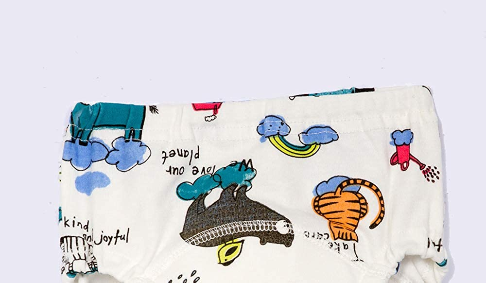 G-Kids 6PCS Baby Windelhose Training Pants Unterhose Junge M/ädchen Trainerhosen Windeln T/öpfchentraining Unterhosen zum Trocken Werden