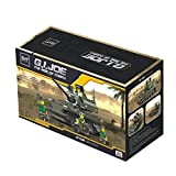 BXT DIY Educational Assembling War Army K-9 MBT Battle Tank Model 258pcs 3D Construction Building Bricks Blocks Sets Compatible With Minifigures Kids Toy Birthday Christmas Gift - Army Green