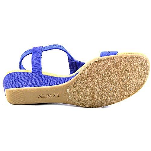 Alfani Vacay Women Us 8 Blue Sandals Frenzystyle