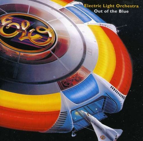 CD : ELO - Out of the Blue (CD)