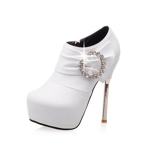 1TO9 - zapatilla baja mujer , color blanco, talla 34