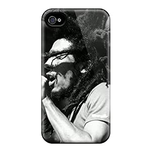 Shock Absorption Hard Phone Case For Iphone 6 (tDq10831rHIy) Custom High Resolution Bob Marley Series