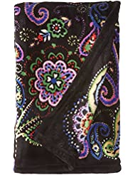 Vera Bradley Throw Blanket, Fleece