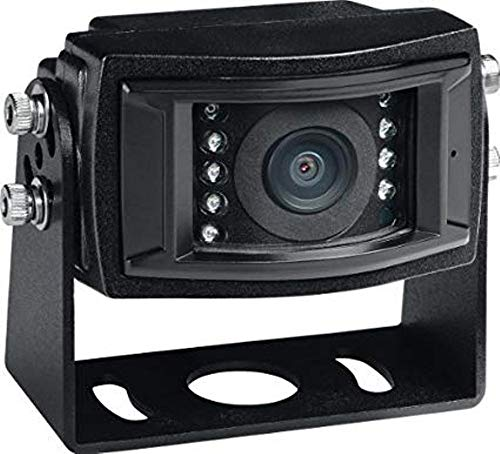 Lines Tv 420 Resolution (Voyager VCCS155B Color CCD IR LED Camera, Black, 1/4