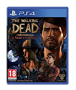 THE WALKLING DEAD THE TELLTALE SERIES A NEW FRONTIER PlayStation 4 by Telltale Games