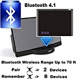 #3: BMR A2DP Bluetooth 4.1 Music Receiver Adapter for Bose SoundDock, iPhone, Samsung, Nokia, HTC, LG, Echo Alexa