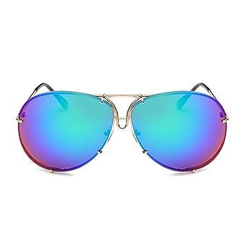 LAMAMAG Gafas de sol Mujeres Hombres Gafas de Sol ...