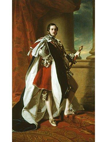 Portrait of Prince Albert by Franz Xaver Winterhalter