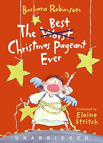 The Best Christmas Pageant Ever CD by HarperFestival