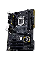 ASUS TUF H310-PLUS GAMING LGA1151 (300 Series) DDR4 HDMI VGA M.2 ATX Motherboard