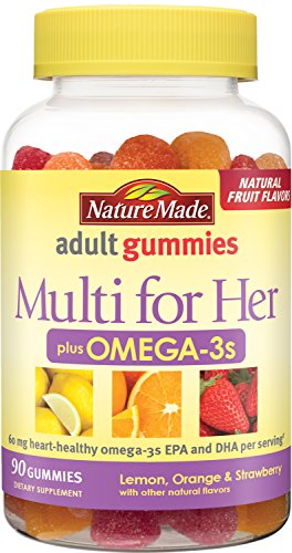 nature made multi plus omega - 1