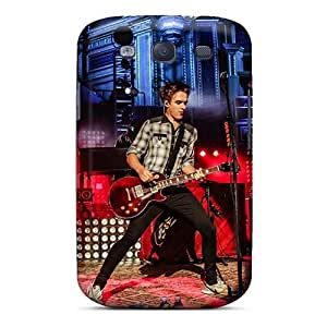 Protector Hard Phone Cases For Samsung Galaxy S3 (ZLx2685aYiE) Provide Private Custom High-definition Mcfly Band Pattern
