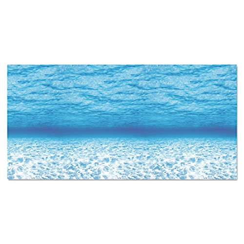 Fadeless Designs Bulletin Board Art Paper, 4-Feet by 50-Feet, Under the Sea (Under The Sea Bulletin Board)