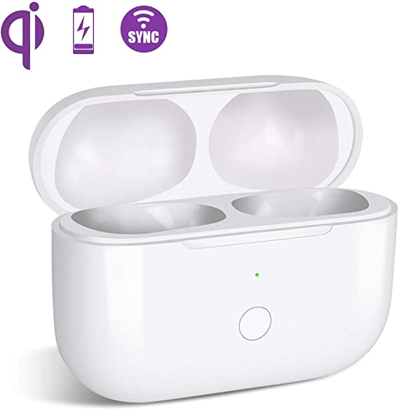Amazon Com Charging Case Compatible With Airpods Pro 3 Gen