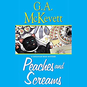 Peaches and Screams Audiobook