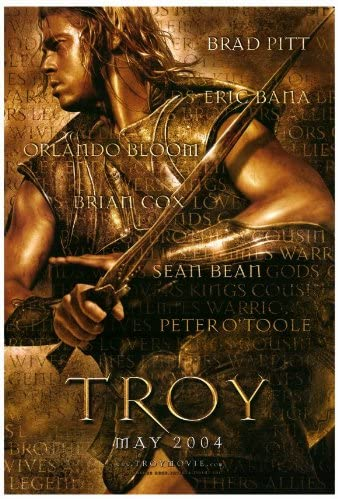 Amazon Com Troy 27 X 40 Movie Poster Style A Lithographic Prints Posters Prints