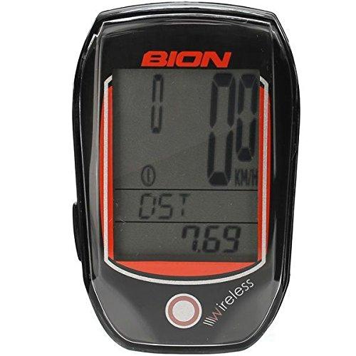 Bion 高度ケイデンスタッチボタン付きワイヤレスバイク自転車サイクルコンピュータ   B00K1TK1LS