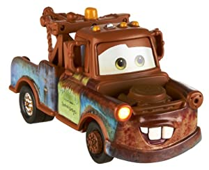 Amazon Com Cars 2 Lights And Sounds Mater Vehicle 1 55