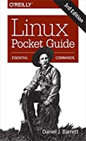 Linux Pocket Guide: Essential Commands, 3rd Edition Front Cover