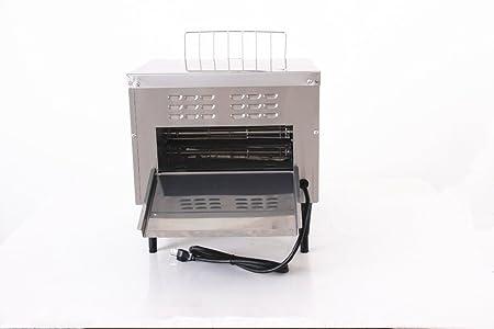 mxbaoheng 300 - 350pcs 1940 W eléctrico transportador tostadora - Panificadora - Horno de pan: Amazon.es: Hogar
