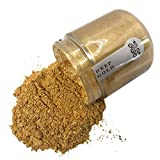 Amy Howard At Home | Mica Powder | Deep Gold | Multi-Purpose Metallic Mica Pigment Powder Additive for DIY Projects & Crafts | Custom Waxes, Chalk Paste, Resin Glitter, Faux Finishing