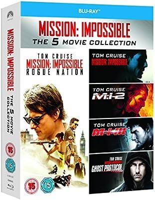 Mission Impossible - 5 Movie Collection Edizione: Regno Unito ...