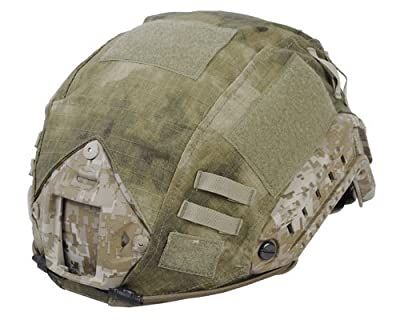 Emerson Military Tactical Helmet Cover for Ops-Core Fast Ballistic Helmets Army Paintball Hunting Shooting Gear Fast Helmets