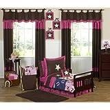 Sweet Jojo Designs 5-Piece Western Horse Cowgirl Toddler Bedding set