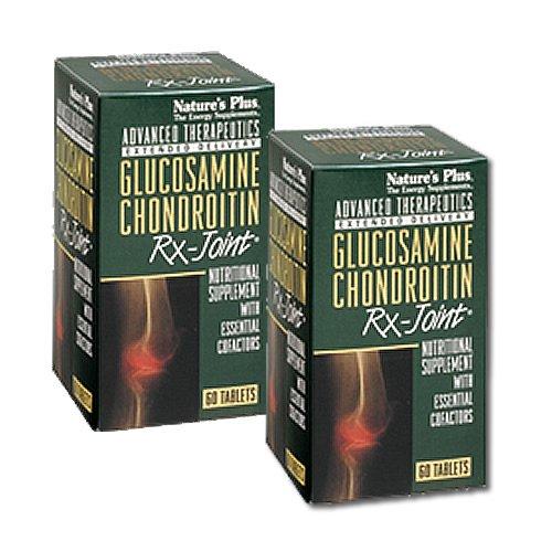 グルコサミン コンドロイチン Rx-Joint 60錠2本セット B00JJHDT9E