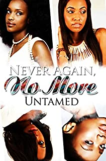 Book Cover: Never Again, No More