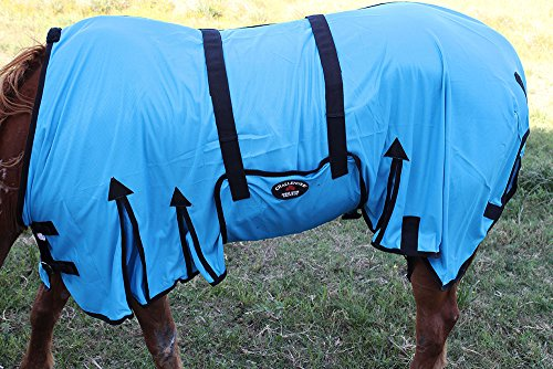 [해외]78 Horse Bug 모기 플라이 시트 여름 봄 기류 메쉬 UV 73401/78  Horse Bug Mosquito Fly Sheet Summer Spring Airflow Mesh UV 73401