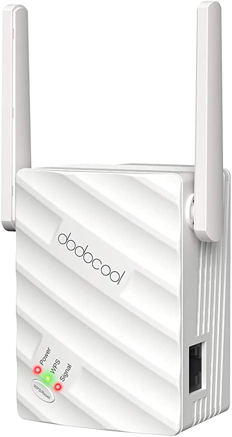 Dodocool Wlan Repeater Ac1200 Ultra Fast Wlan Amplifier Computers Accessories