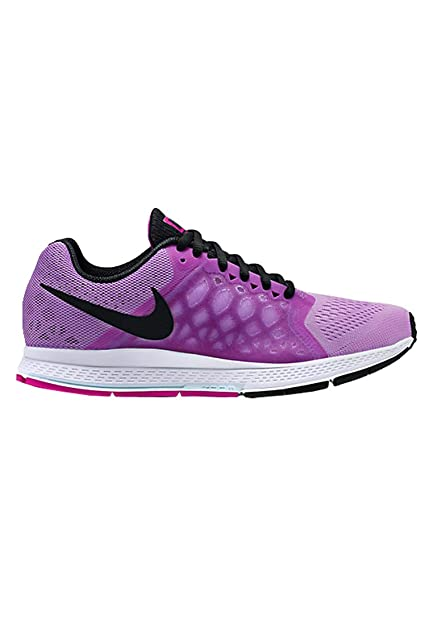 huge discount 906a3 d128d Nike AIR Zoom Pegasus 31 Women s Running SHOES-654486-502-SIZE-5 UK Purple   Amazon.in  Shoes   Handbags