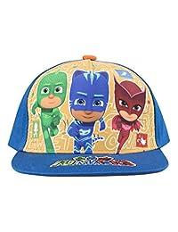 Pj Masks Boys Catboy Owlette Gecko Baseball Cap One Size