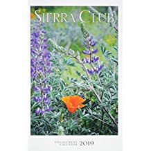 Sierra Club Engagement Calendar 2019